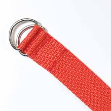 D Ring Metal On Webbing